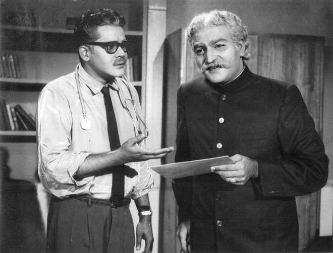 Gummadi Ravi Kondala Rao in Dagudu Moothalu.jpeg