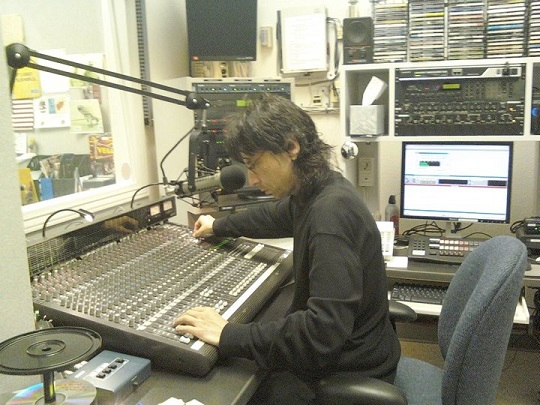 Anthony Ochoa - Salem Radio Network Control Room, Irvine, CA - 2010-06.jpg