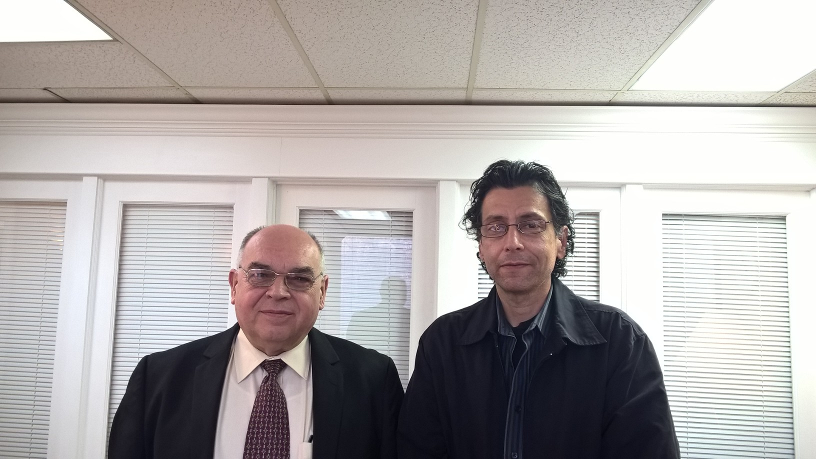 Anthony Ochoa & Dr. Pawel Jastreboff - Baltimore, MD - 2015-12-13.jpg