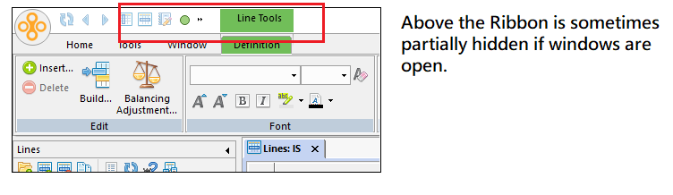Quick Access Toolbar Above the Ribbon is Partially Hidden.png