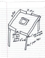 Click image for larger version - Name: sketch of semi-portable forge.jpg, Views: 3, Size: 337.27 KB