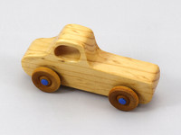 Click image for larger version - Name: 20200105-121633 002 Handmade Wooden Toy Truck Play Pal Pickup Pocket T.jpg, Views: 7, Size: 347.62 KB