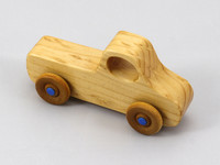 Click image for larger version - Name: 20200105-121730 009 Handmade Wooden Toy Truck Play Pal Pickup Pocket T.jpg, Views: 4, Size: 344.32 KB