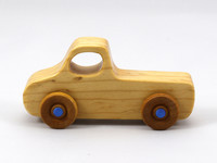 Click image for larger version - Name: 20200105-121923 014 Handmade Wooden Toy Truck Play Pal Pickup Pocket T.jpg, Views: 6, Size: 250.29 KB