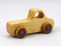 Click image for larger version - Name: 20200105-122015 020 Handmade Wooden Toy Truck Play Pal Pickup Pocket T.jpg, Views: 5, Size: 306.85 KB