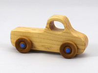 Click image for larger version - Name: 20200105-122035 022 Handmade Wooden Toy Truck Play Pal Pickup Pocket T.jpg, Views: 4, Size: 315.19 KB