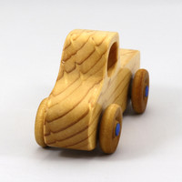 Click image for larger version - Name: 20200105-122114 025 Handmade Wooden Toy Truck Play Pal Pickup Pocket T.jpg, Views: 5, Size: 212.81 KB
