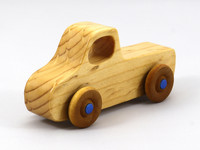 Click image for larger version - Name: 20200105-122123 026 Handmade Wooden Toy Truck Play Pal Pickup Pocket T.jpg, Views: 4, Size: 313.03 KB