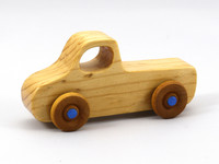 Click image for larger version - Name: 20200105-122137 028 Handmade Wooden Toy Truck Play Pal Pickup Pocket T.jpg, Views: 4, Size: 286.07 KB