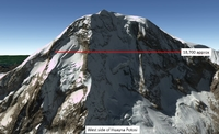 Click image for larger version - Name: West side of Huayna Potosi .JPG, Views: 78, Size: 820.50 KB
