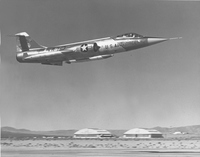 Click image for larger version - Name: 56-0763 F-104A Queenie II GE Flight Test Center Edwards AFB Chris Bair.jpg, Views: 17, Size: 320.27 KB