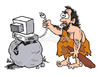 Click image for larger version - Name: istockphoto_9726295-caveman-using-a-computer.jpg, Views: 4, Size: 54.25 KB
